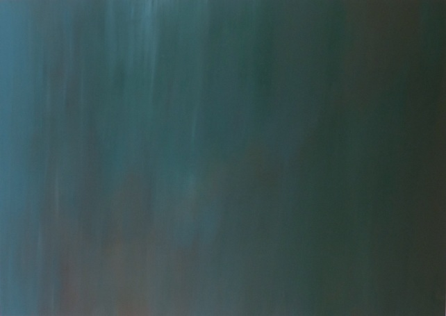 """Silmiisi hukun"",  akryyli kankaalle 2014,  (104x145cm) Tom Lönnqvist Tom Lönnqvist"